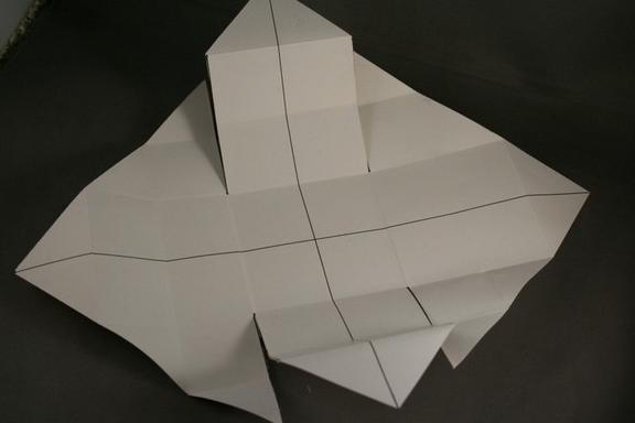 1469616200_korbka-iz-bumagi-1-sposob-6 Как сделать коробку из бумаги своими руками, с крышкой, оригами, без клея
