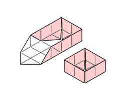 1469616229_korbka-iz-bumagi-2-sposob Как сделать коробку из бумаги своими руками, с крышкой, оригами, без клея