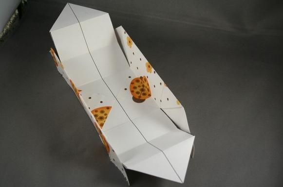 1469616276_korbka-iz-bumagi-1-sposob-8 Как сделать коробку из бумаги своими руками, с крышкой, оригами, без клея