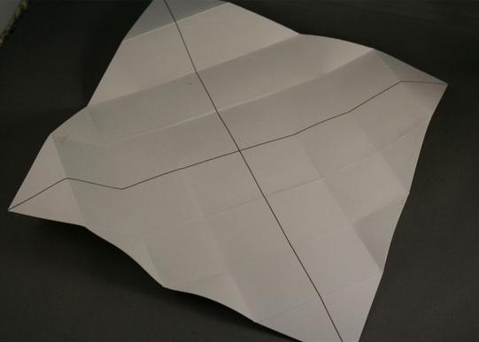 1469616295_korbka-iz-bumagi-1-sposob-5 Как сделать коробку из бумаги своими руками, с крышкой, оригами, без клея