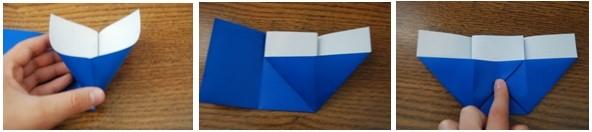 1469718642_dla-monet-4 Как сделать из бумаги кошелёк, портмоне, конверт для бумажных денег и мелочи своими руками? Как сделать волшебный кошелек из бумаги: схема с описанием