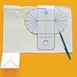 1469718670_vtoroy-sposob-3 Как сделать из бумаги кошелёк, портмоне, конверт для бумажных денег и мелочи своими руками? Как сделать волшебный кошелек из бумаги: схема с описанием