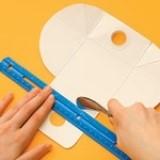 1469718686_vtoroy-sposob-4 Как сделать из бумаги кошелёк, портмоне, конверт для бумажных денег и мелочи своими руками? Как сделать волшебный кошелек из бумаги: схема с описанием