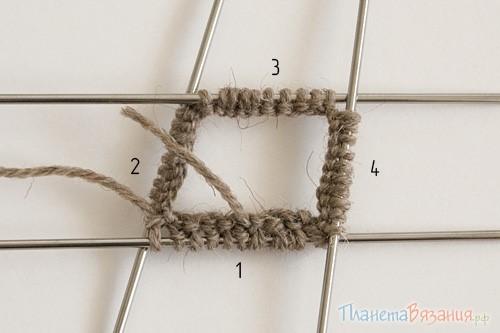 1482828546_vazaniye-noskov-2 Как вязать носки спицами для начинающих: пятью и двумя спицами с видео.