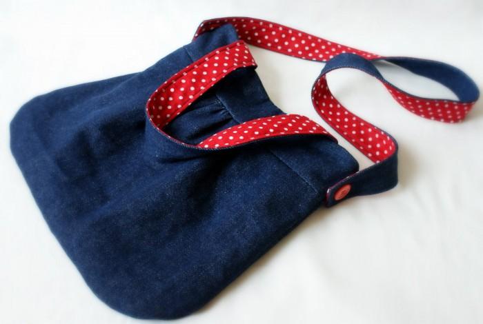 38220eb07077 Как сшить сумку из старых джинсов своими руками, выкройки