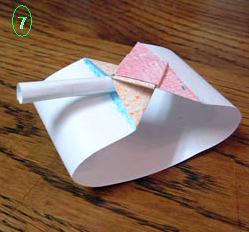 1521289612_prostoy-tank-7 Как сделать из бумаги танки. Как сделать танк из бумаги своими руками: простая инструкция