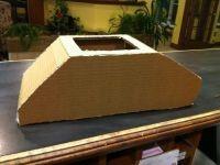 1521289630_tank-iz-kartona-4 Как сделать из бумаги танки. Как сделать танк из бумаги своими руками: простая инструкция