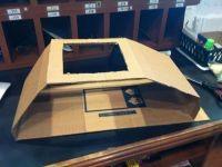 1521289674_tank-iz-kartona-1 Как сделать из бумаги танки. Как сделать танк из бумаги своими руками: простая инструкция