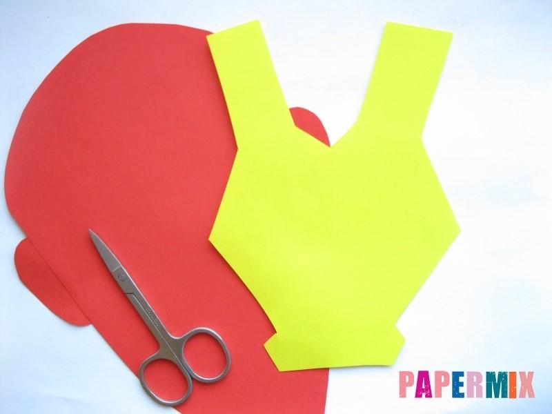 1527089431_maska-zheleznogo-cheloveka-iz-bumagi-7 Как сделать маску из бумаги своими руками. Маски на голову из бумаги — шаблоны, схемы. Как сделать объемную маску из бумаги
