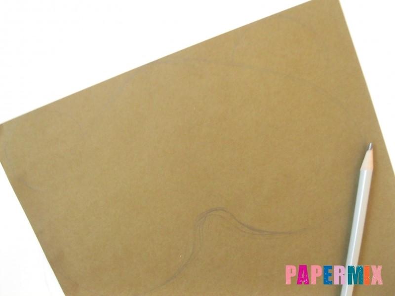 1527089518_maska-medveda-iz-bumagi-3 Как сделать маску из бумаги своими руками. Маски на голову из бумаги — шаблоны, схемы. Как сделать объемную маску из бумаги